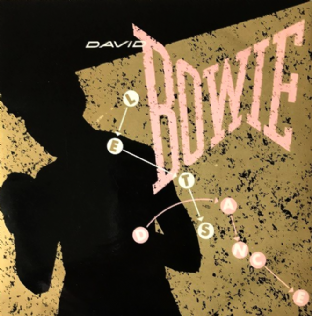 "David Bowie - Let's Dance (7"") (VG+/VG)"